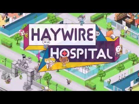 Haywire Hospital Trailer
