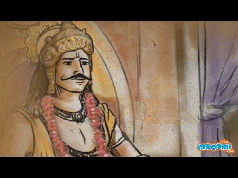 Harshavardhana - Kings of India | Mocomi Kids