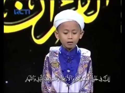Bacaan Merdu Aza Hafiz Indonesia Bikin Jiwa Tenang