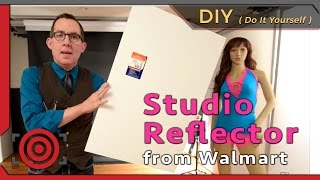 Diy Photography Reflector From Walmart