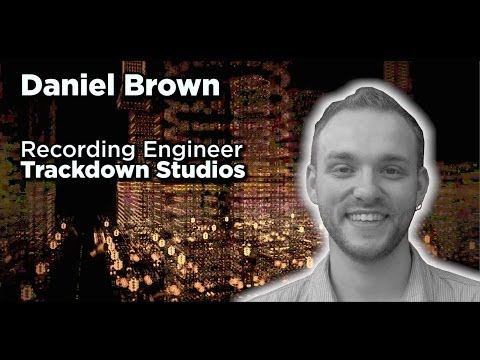 Daniel Brown - Outstanding Contribution to Audio Engineering