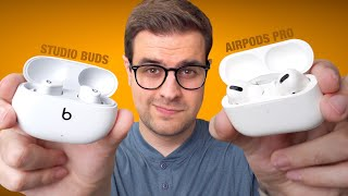 Beats Studio Buds vs. Airpods Pro: Which Should You Buy?