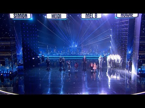 Thumbnail: America's Got Talent 2017 Winners Part 1 Live Shows Results S12E14