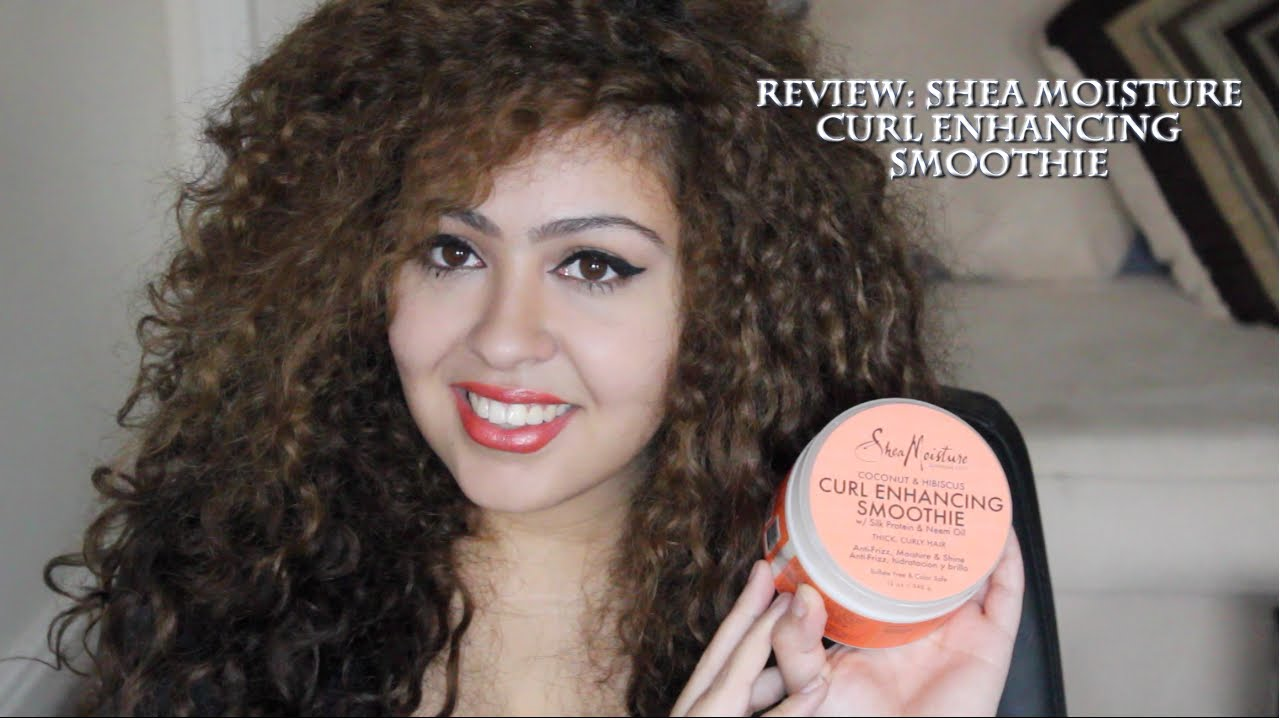 Curl Enhancing Smoothie Review