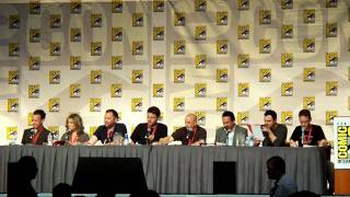 The American Dad Panel @ Comic Con: International San Diego 2009 1 of 3