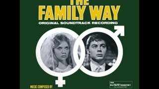 The Family Way Original Movie Soundtrack - Paul McCartney (1967)