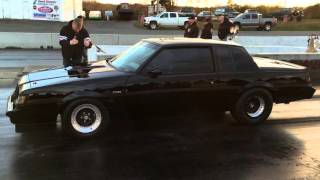 Curt Coucill test hit Buick T Type 4-8-16