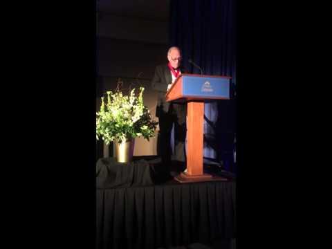 Nat's Society of Entrepreneurs Acceptance Speech