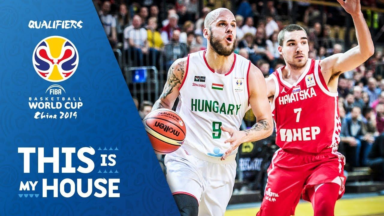Hungary v Croatia - Highlights