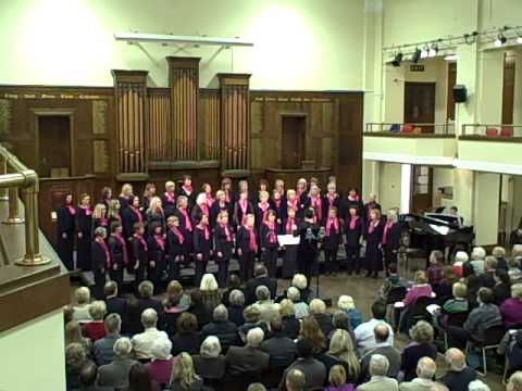 Lark in the Clear Air - Cantare Ladies Choir