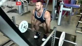 Становая тяга. Лучшее видео! Д.Смирнов. Фитнес-онлайн.