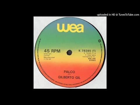 Gilberto Gil - Palco 1982  HQ Sound