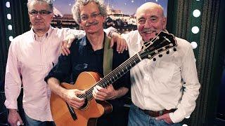 3. Trio Kratochvíl, Ackerman, Zangi - Show Jana Krause 13. 5. 2015