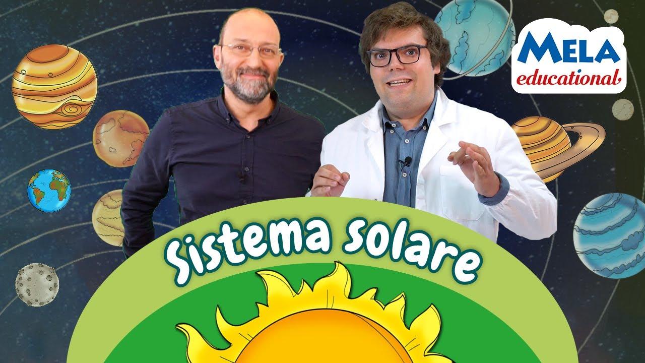 Download Sistema solare - Renato lo scienziato Educational @MelaMusicTV