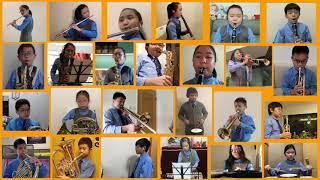 Publication Date: 2021-05-25 | Video Title: 虛擬合奏管樂團小學高級組 聖公會仁立紀念小學管樂團Georg