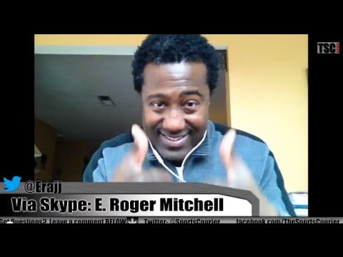 Hunger Games star E. Roger Mitchell on Walking Dead, Need For Speed