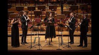 Wojciech Kilar - Kwintet na instrumenty dęte - Woodwind quintet - Quintet for winds