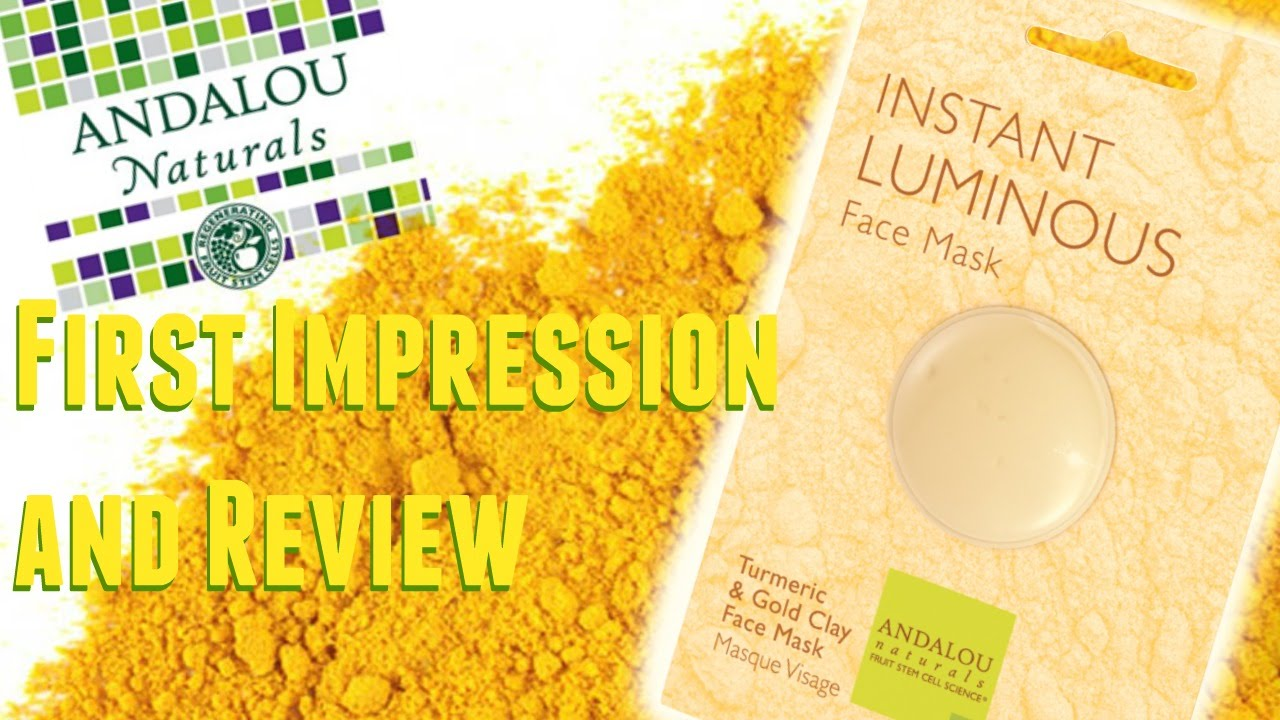 Brightening Pumpkin Honey Glycolic Mask by andalou naturals #7