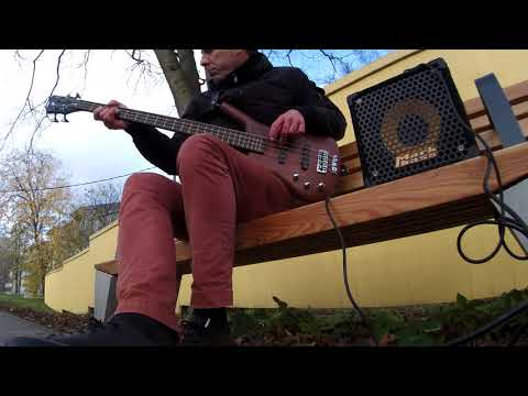 Stryper - the way bass cover