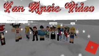 LAST CHRISTMAS - ROBLOX FAN MUSIC VIDEO