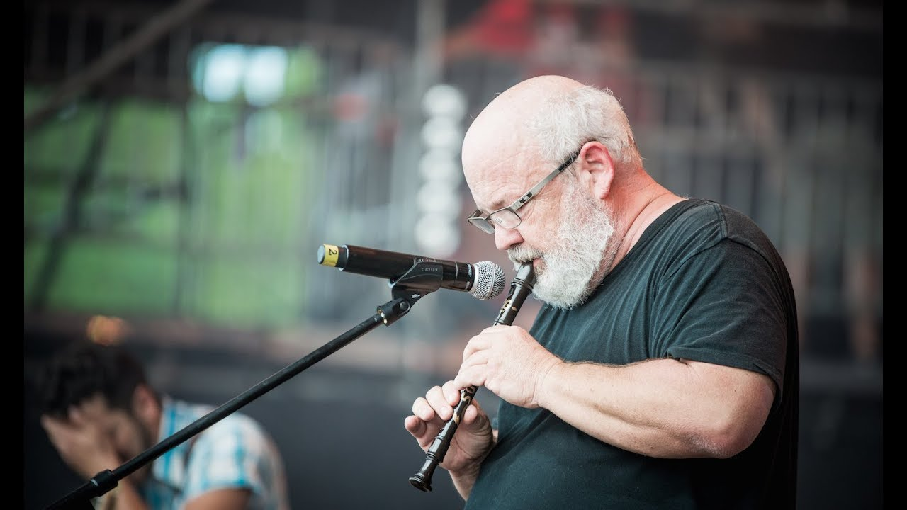 The Kyle Gass Band – Jackson medley #Woodstock2017