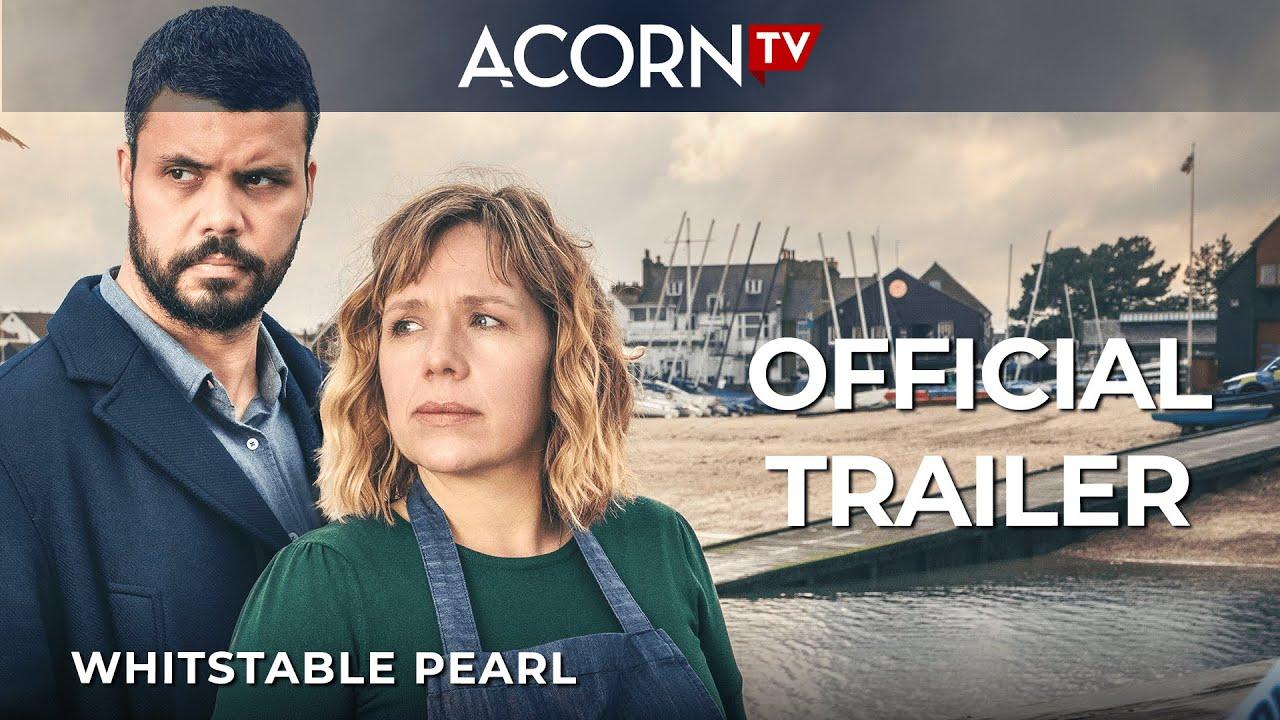 Whitstable pearl premieres on Acorn TV