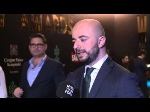 World Tourism Awards'16 - Interview: Ahmet OLMUSTUR I