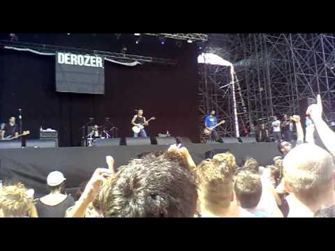 Derozer - Straniero - Rock In Idrho 21/7/2012 Milano