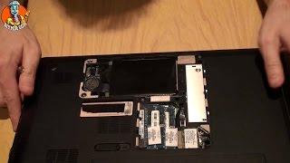 Замена видеокарты на ноутбуке HP pavilion dv6 3125er