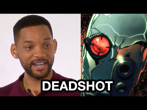 Will Smith Talks Deadshot, Hancock & Focus Con Man