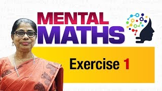 Learn basic of mental Maths for beginners   Time - Exercise - 1   Maths Tricks