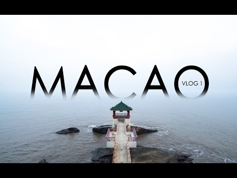 Macao, Un trocito de Portugal en China