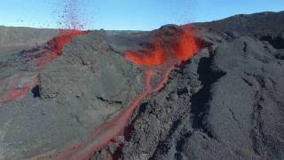 Floor is Lava – Piton de La Fournaise