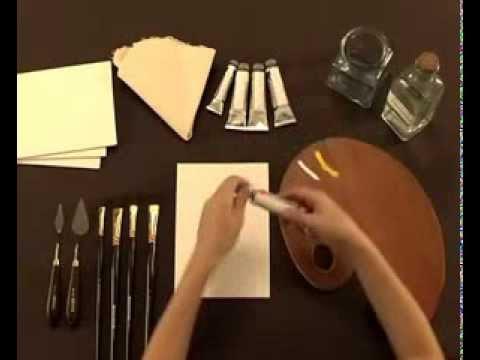 cómo-pintar-con-oleo---primeros-pasos
