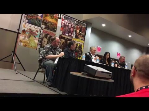 Ted White - The Final Convention: Friday the 13th Panel @ Horror Hound Weekend, Cincinnati 2016