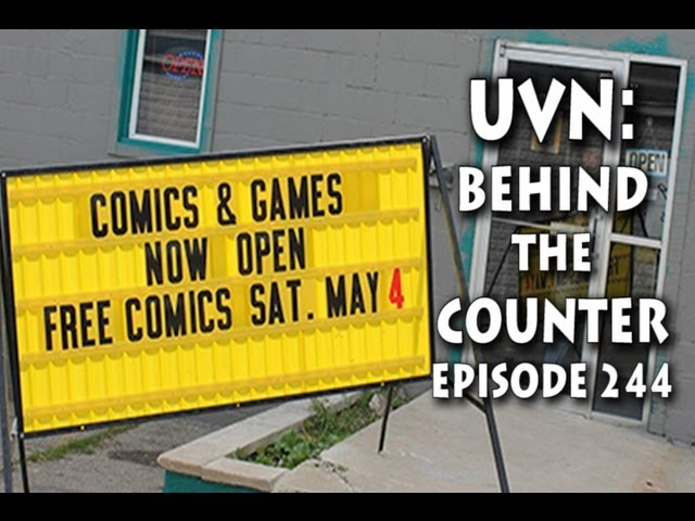 UVN: Behind the Counter 244