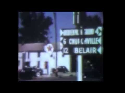 1940s Aberdeen Maryland ( Enhanced & Stabilized version)
