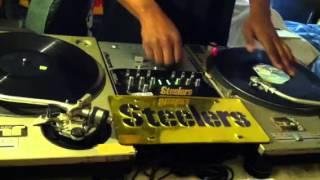 JIVE RHYTHM TRAX (122 BPM) SCRATCH MASTA