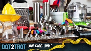 Essential Kitchen Tools For Low Carb Living