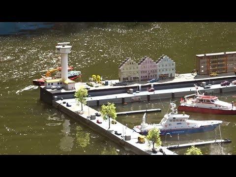 RC Schiffe & RC Boote mit Hafen | MSK St. Peter Badweiher Hock 2017 | Teil 1