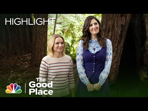 Eleanor Is Ready - The Good Place