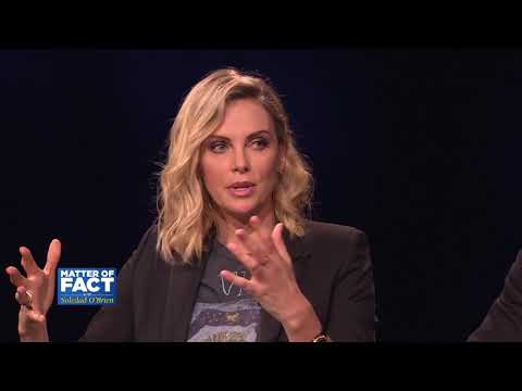Charlize Theron on Mandela's influence on Africa Outreach Program and The Power of Youth