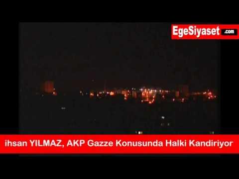Doc. Dr. Yılmaz: AKP Gazze Konusunda Halka Yalan Söylüyor