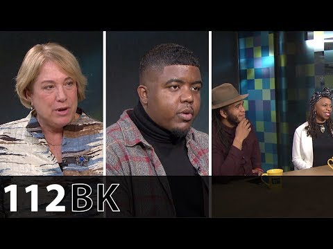 Anti-Trafficking Ministry, Marshall Project Editor Donovan X. Ramsey, and ARTS East New York | 112BK