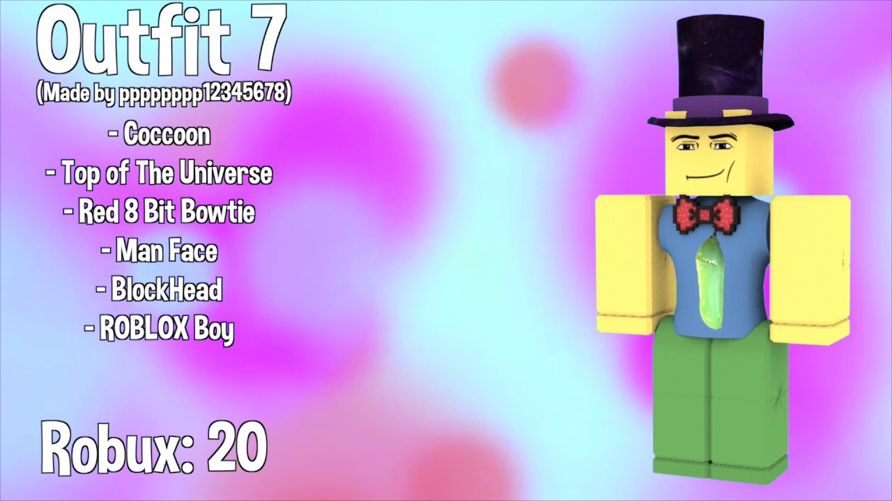 Outfit Roblox Codes Cool