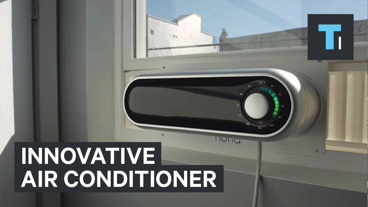 Innovative air conditioner youtube for Innovative heating and air conditioning