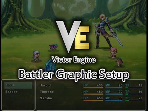 VE - Battler Graphic Setup