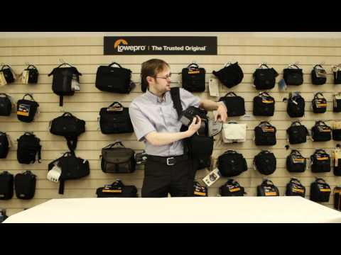 Lowepro DSLR Video Fastpack Overview