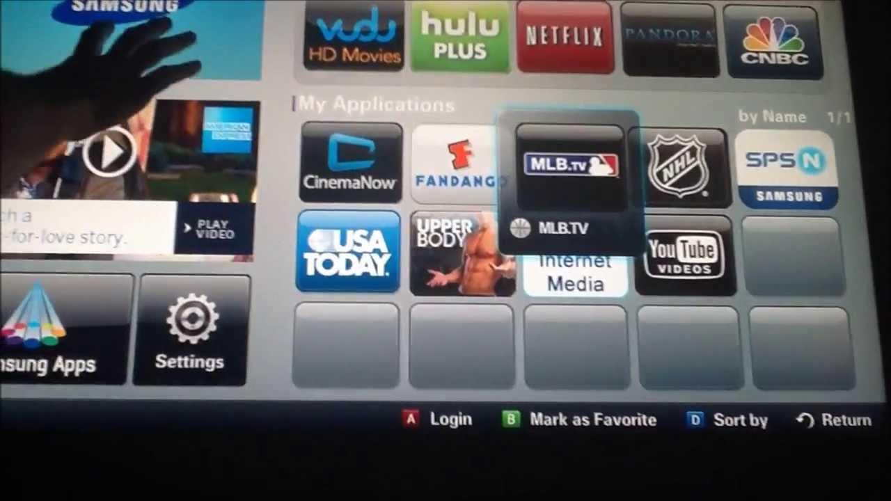 MLB TV - Roku 2 XS HD vs Samsung BD-C5500