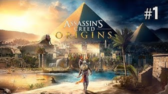 Twitch Livestream | Assassin's Creed Origins Part 1 [Xbox One]